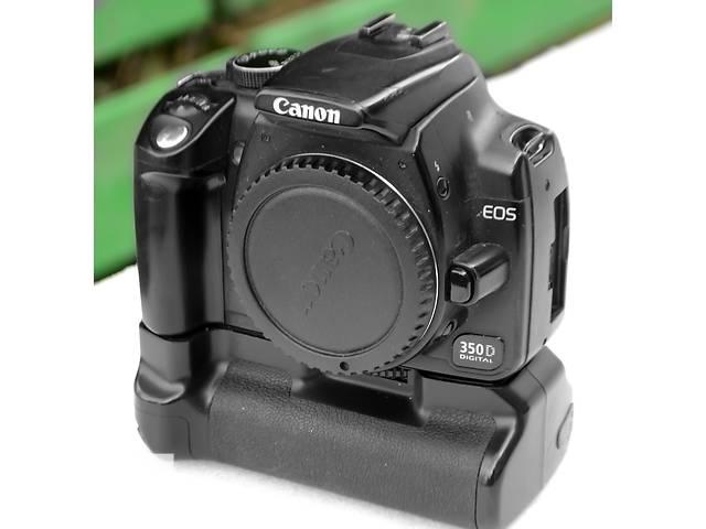 бу Зеркальный Canon EOS 350D, бустер в Хмельницком