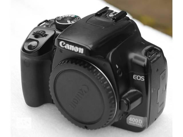 Зеркальный Canon EOS 400D- объявление о продаже  в Хмельницком