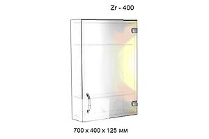 Зеркальный шкаф для ванной Zr - 400