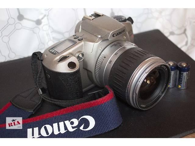 продам зеркальный фотоаппарат Canon 3000 состояние идеальное бу в Харькове
