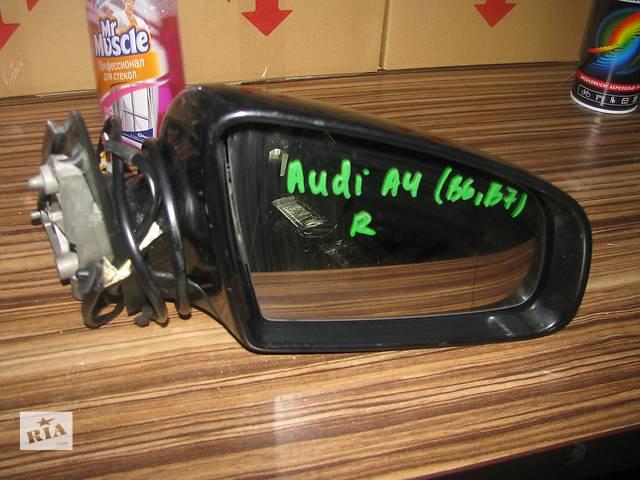 бу зеркало для Audi A4 B6 B7 2001-08 5pin в Львове
