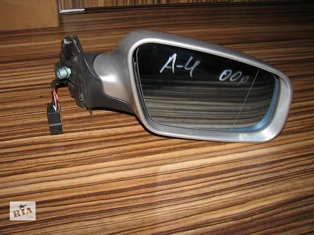 бу зеркало для Audi A4 В5 1999-01 5pin в Львове