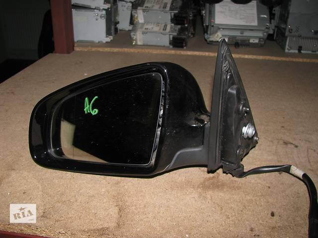 купить бу зеркало для Audi A6 C6 2005-09 5pin в Львове