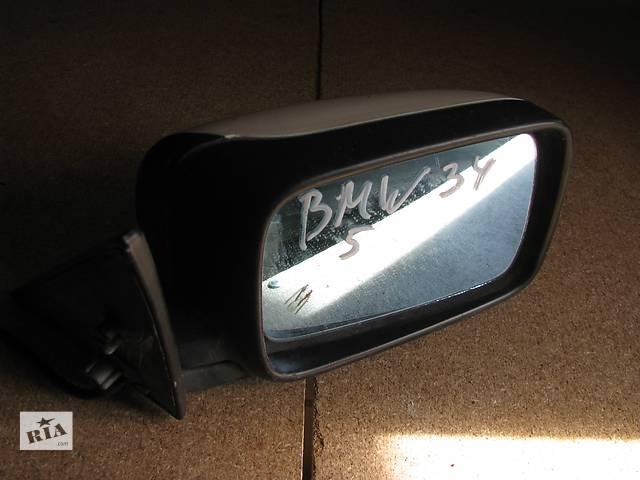 зеркало для BMW 5 Series E34 1994 4pin- объявление о продаже  в Львове
