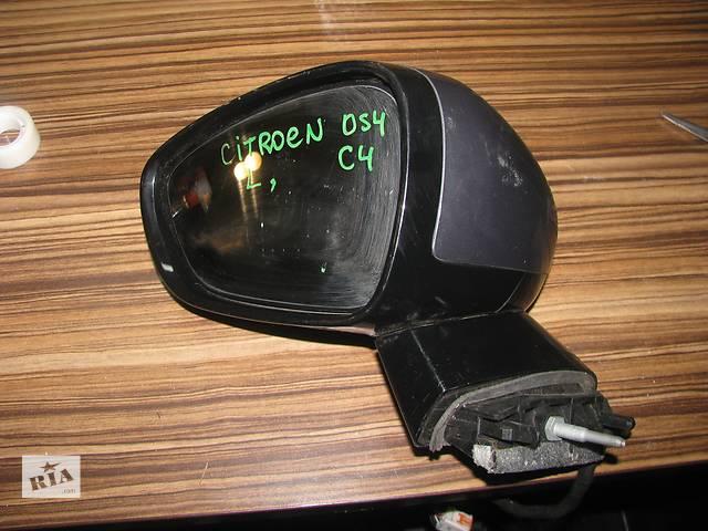 зеркало для Citroen DS4 2012 17pin- объявление о продаже  в Львове
