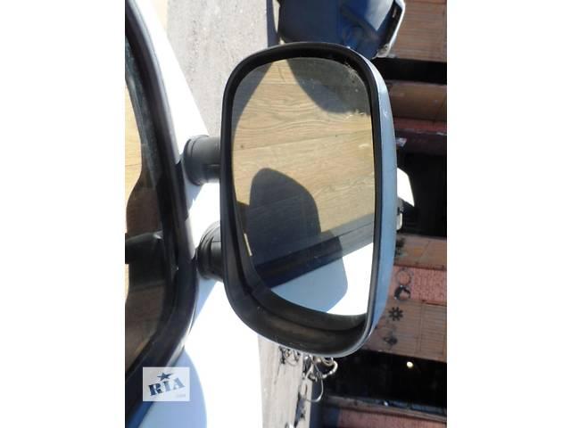 бу Зеркало для Фиат Добло Fiat Doblо 1.6 16 v (Метан/Бензин) 2000-2009 в Ровно
