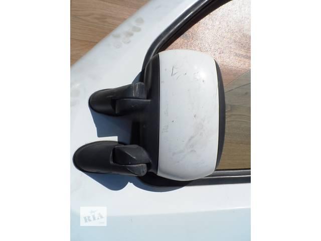 купить бу Зеркало для Фиат Добло Fiat Doblо 1.6 16 v (Метан/Бензин) 2000-2009 в Ровно