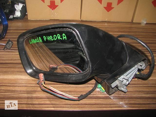 купить бу зеркало для Lancia Phedra 2002-09 11pin в Львове
