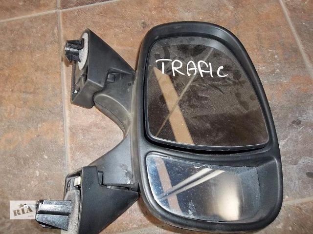 бу Зеркало для легкового авто Renault Trafic 2002-15 в Луцке