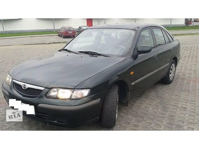 купить бу Зеркало для Mazda 626, 1997 в Львове