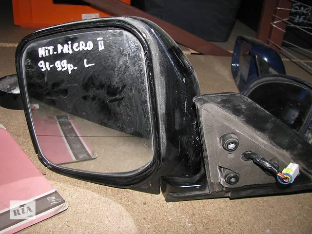 зеркало для Mitsubishi Pajero 1991-99 7pin- объявление о продаже  в Львове