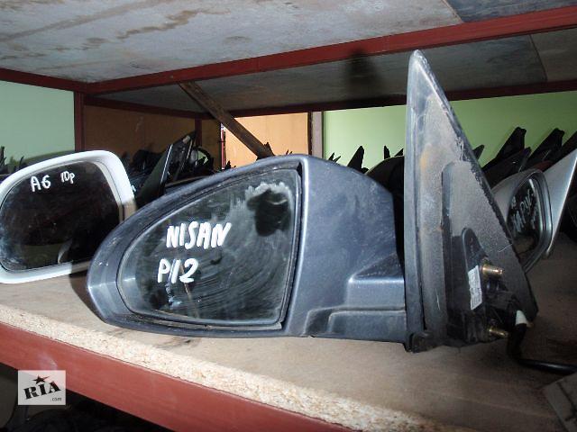 продам зеркало для Nissan Primera, 2003 бу в Львове