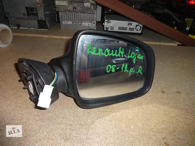 зеркало для Renault Logan 2008-12 5pin- объявление о продаже  в Львове