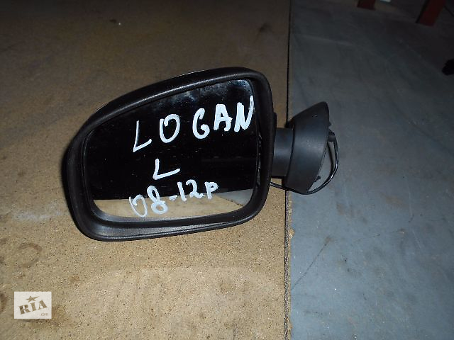 купить бу Зеркало для Renault Logan 2008-2012р. в Львове
