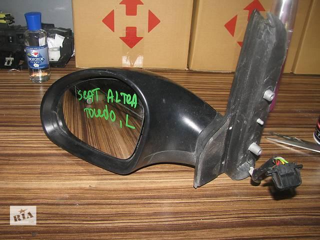 зеркало для Seat Altea, Toledo III, 2004-09, 5pin- объявление о продаже  в Львове