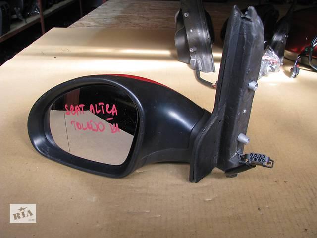 зеркало для Seat Altea, Toledo III, 2004-09, 7pin- объявление о продаже  в Львове