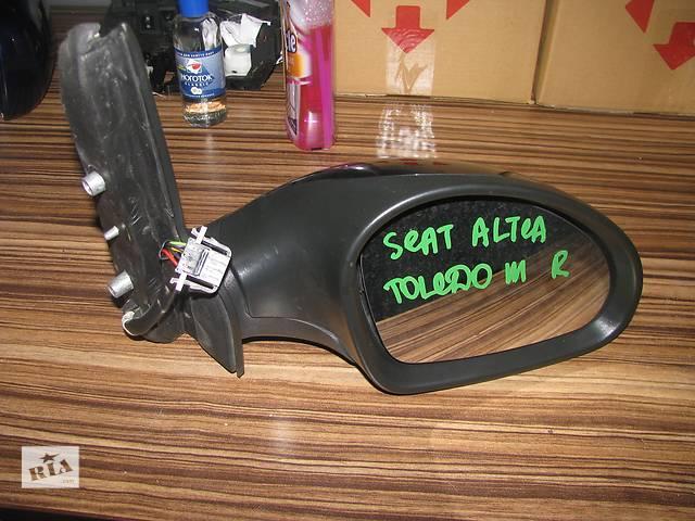 продам зеркало для Seat Altea, Toledo III, 2004-09, 7pin бу в Львове
