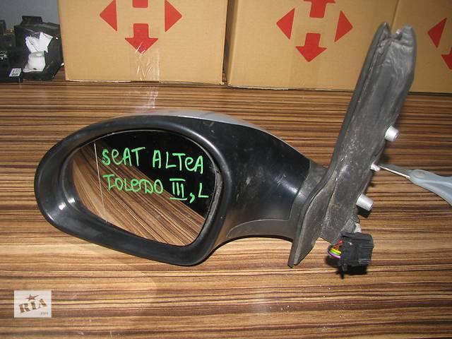 зеркало для Seat Altea, Toledo III, 2004-09 5pin- объявление о продаже  в Львове