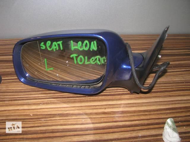 купить бу зеркало для Seat Toledo, Leon, 1999-05 9pin в Львове