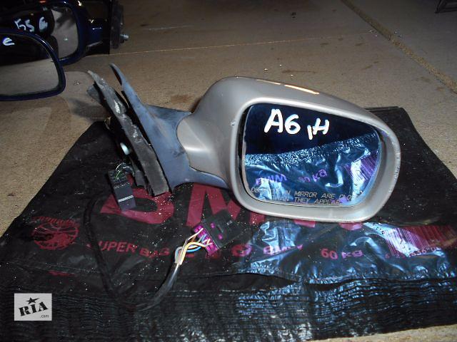 бу зеркало для седана Audi A6, 2000 в Львове
