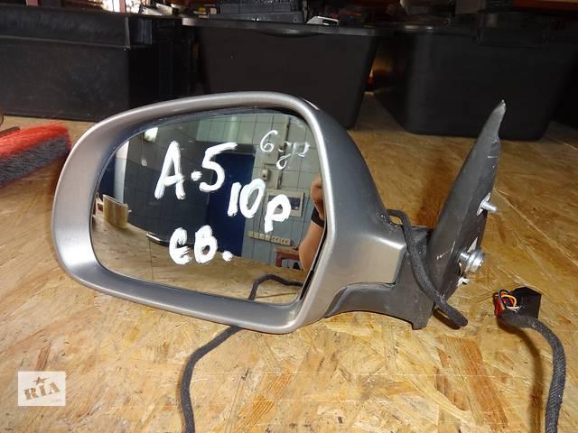 бу зеркало для Skoda Octavia A5 2009-12 6pin в Львове