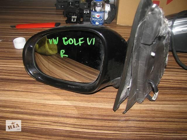 зеркало для универсала Volkswagen Golf VI 2009-12 7pin- объявление о продаже  в Львове