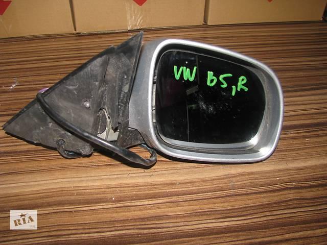 купить бу зеркало для Volkswagen Passat B5 1997-03 5pin в Львове