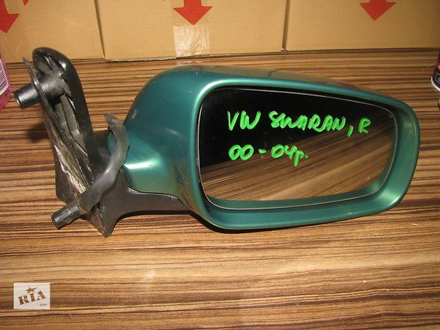 купить бу зеркало для Volkswagen Sharan 1995-00 5pin в Львове