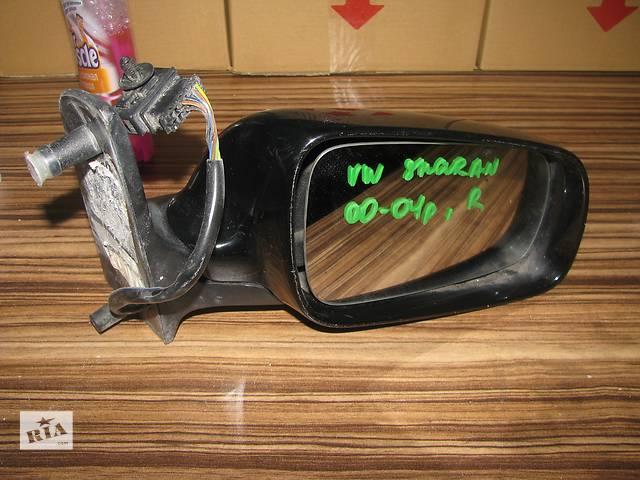 купить бу зеркало для Volkswagen Sharan 1995-00 9pin в Львове