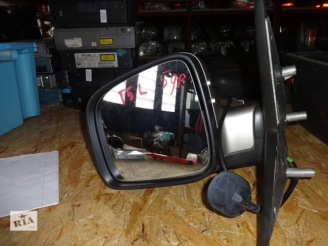 продам зеркало для Volkswagen T5 (Transporter) 2003-09 5pin бу в Львове