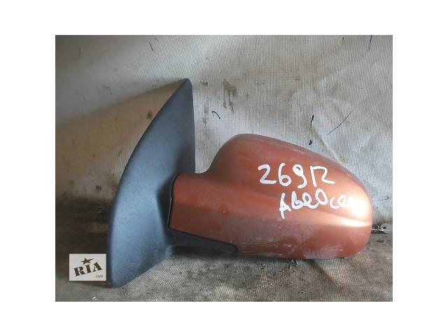 продам Зеркало левое механика для Chevrolet Aveo т250 Б/у зеркало для седана бу в Ивано-Франковске