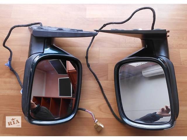 Зеркало наружное правое левое Volkswagen Touareg 2003 - 2006  Зеркало механика Самый большой выбор запчастей. В наличии.- объявление о продаже  в Ровно