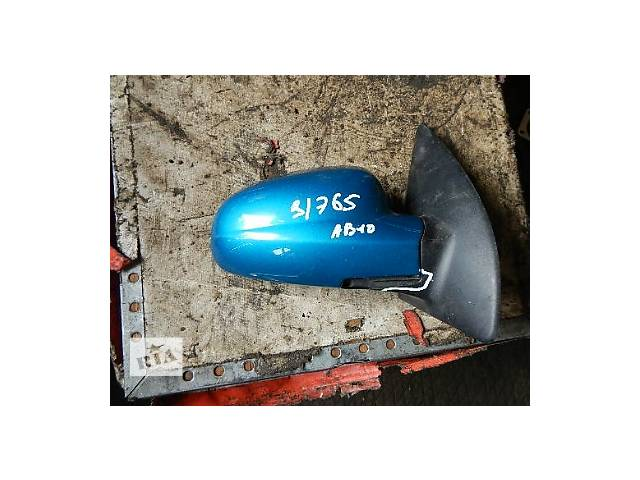 купить бу Зеркало правое електро для Chevrolet Aveo т250 Б/у зеркало для седана в Ивано-Франковске