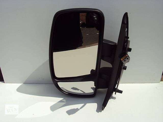 Зеркало Renault Master, Opel Movano, Nissan Interstar Электрическое, Левое 2003-2010- объявление о продаже  в Ковеле