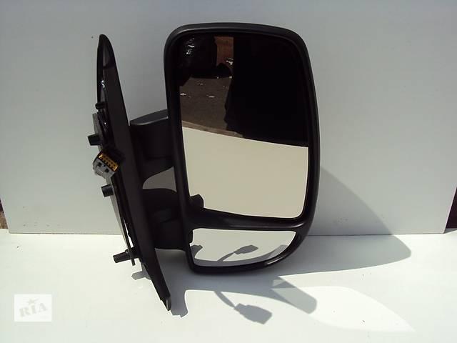 Зеркало Renault Master, Opel Movano, Nissan Interstar Электрическое, Правое 2003-2010- объявление о продаже  в Ковеле