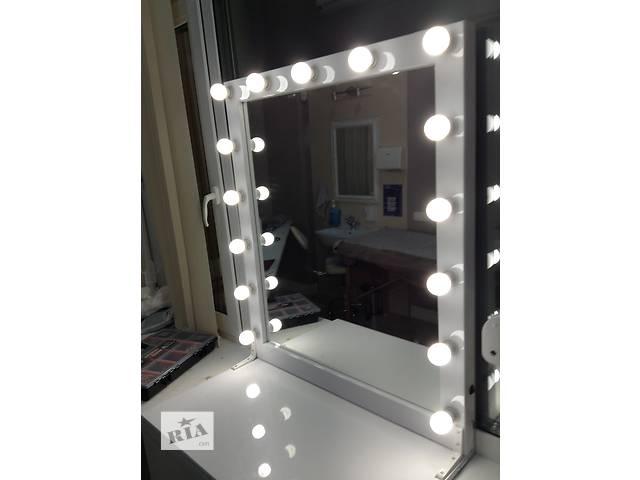 купить бу Зеркало с лампочками в Чернигове