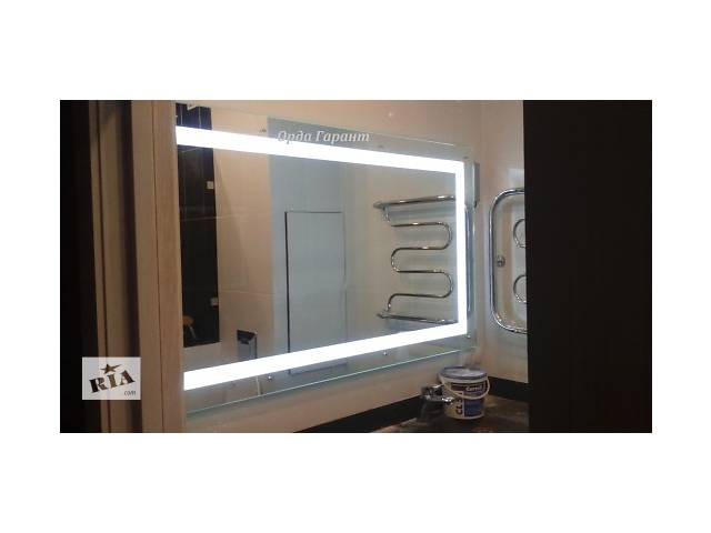 Зеркало с led подсветкой 60*80см- объявление о продаже  в Киеве