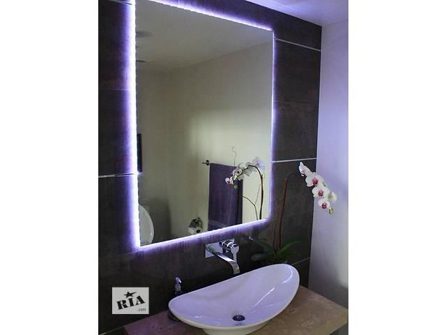 Зеркало с подсветкой в ванную комнату- объявление о продаже  в Сумах