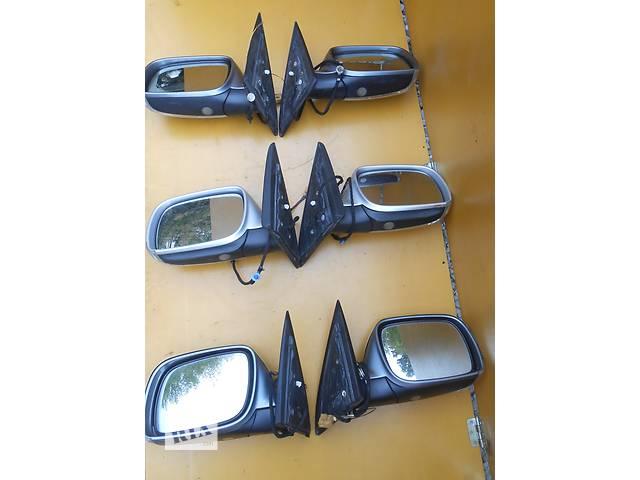 купить бу Зеркало с поворотником электрика любая сторона Volkswagen Touareg Туарег в Ровно