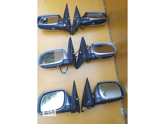 бу Зеркало с поворотником электрика любая сторона Volkswagen Touareg Туарег в Ровно