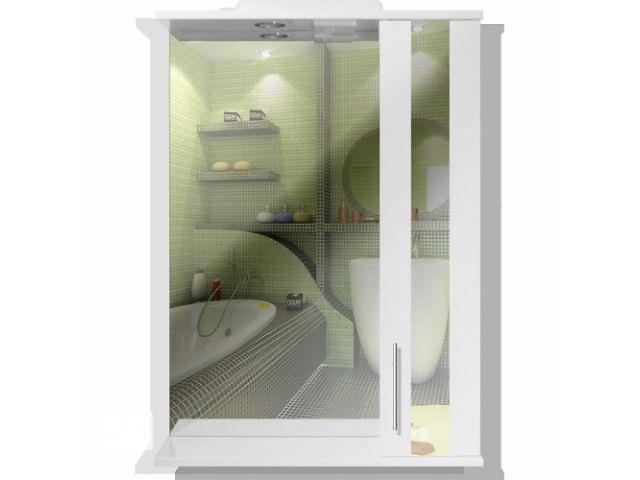 Зеркало в ванную 50 см- объявление о продаже  в Сумах