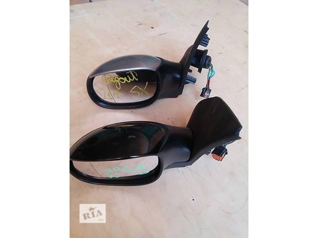 Зеркало заднего вида, дзеркало Peugeot 206, Пежо ОРИГИНАЛ- объявление о продаже  в Черкассах