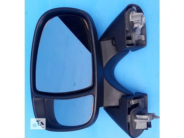 купить бу Зеркало заднего вида, дзеркало заднього виду Trafic 1.9, 2.0, 2.5 Рено Трафик (Vivaro, Виваро) 2001-2009 гг. в Ровно