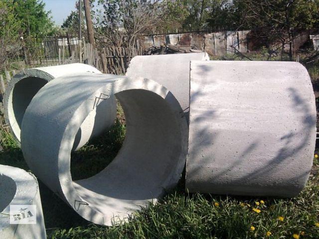 продам ж/б кольца для скважин,колодцев,канализации. бу в Харькове