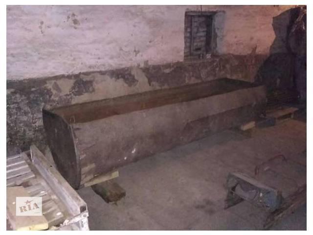 купить бу Железное корыто бадья емкость ванна  в Украине