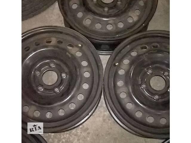 продам Железные Б/у диски  Toyota  R16 бу в Киеве