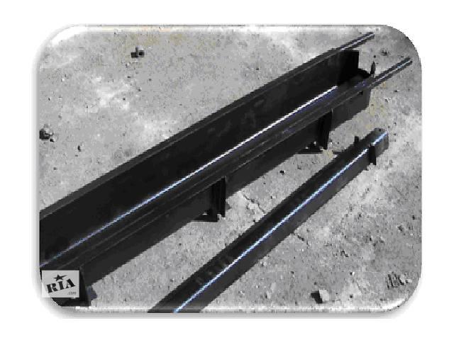 бу Железные формы для столбов под бетонное ограждение (еврозабор) в Днепре (Днепропетровск)