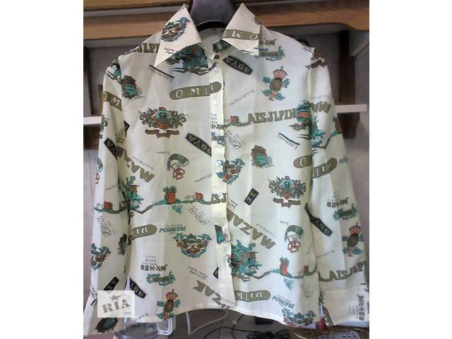 Женская блуза- объявление о продаже  в Киеве