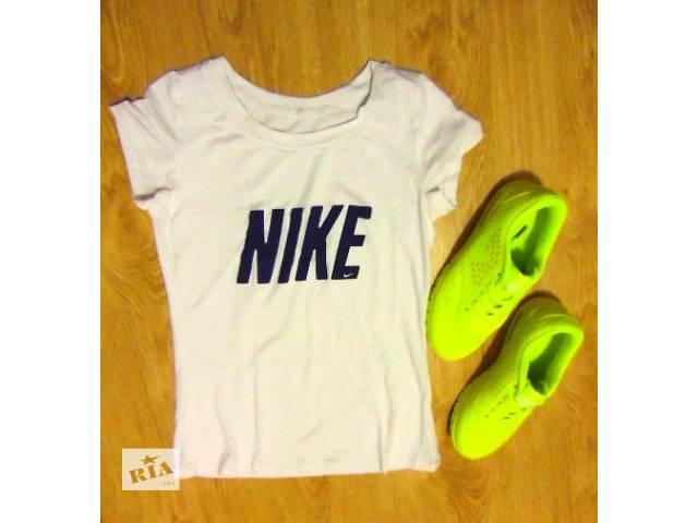 купить бу Женская футболка Nike 3 цвета в Харькове