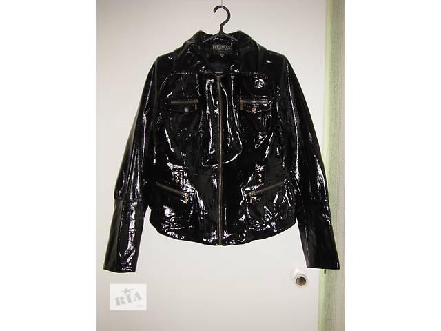 женская куртка осень-весна- объявление о продаже  в Тальном